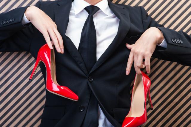 El increíble origen de los zapatos de tacón