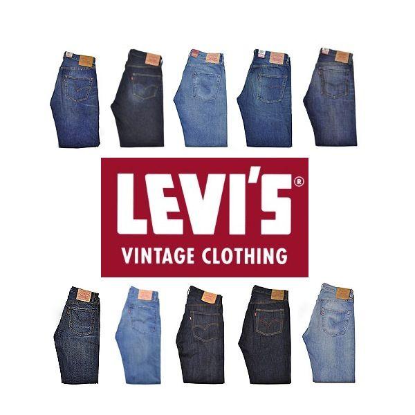 Conoce la interesante historia de Levi's a través de los años