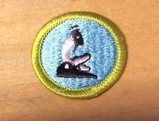 This badge, which did a pretty good job of teaching kids about science for a while, was actually eliminated for the great reason of teaching kids even more about science. This badge originally included knowledge of astronomy, geology, microbiology, and meteorology, but fortunately, those all have their own category for earning a badge, giving boys more incentive to gain in-depth knowledge on the subjects.