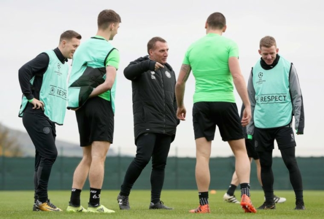 Brendan Rodgers has revealed that Celtic are still looking to add two new players on transfer deadline day.