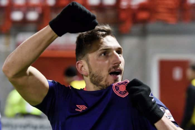 Former Hearts star David Milinkovic shared an emotional letter sent to him by a fan paying tribute to his time at Tynecastle. Read more>>>
