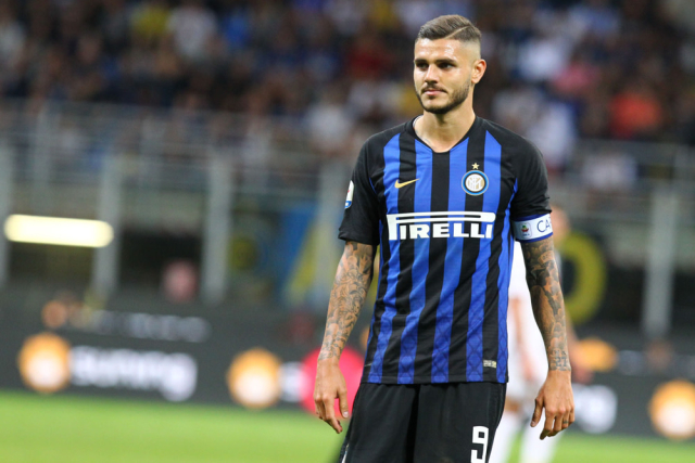 """Inter Milan's Mauro Icardi, a long-term target of Chelsea, has claimed that he has not intention of leaving the Serie A club. Ahead of the Nerrazzurri's match with Barcelona he stated: """"I'm very happy here at Inter.""""The Argentinian finished joint top scorer in Italy's top tier last season scoring 29 goals. Read more"""