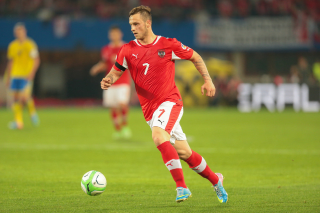 Manchester United will seek to sign Marko Arnautovic as an answer to their goalscoring problems. The team have only scored 20 goals this season and could be prepared to spend £50m on the player. (Mirror)