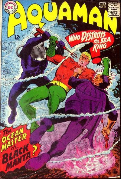 Graphic courtesy of DC Comics