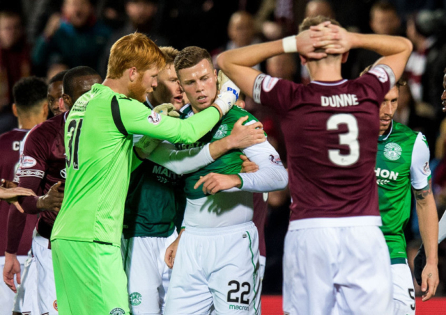 Hearts and Hibs are due to appear before the Scottish FA today to defend themselves against charges of misconduct stemming from October's Edinburgh derby fixture.  READ MORE>>>