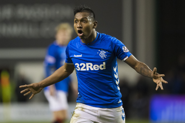 Hibs boss Neil Lennon was full of praise for Rangers striker Alfredo Morelos. The Colombian missed chances in the 0-0 draw at Easter Road but Lennon was concerned with the danger he constantly posed. (Daily Record)