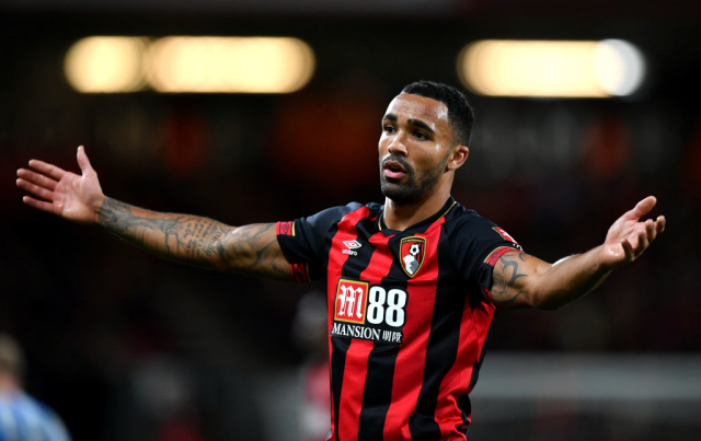 West Ham will make a move for Chelsea target Callum Wilson when Arnautovic leaves. (Sky Sports)