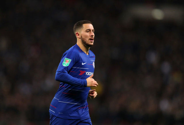 Chelsea have put a £100m price tag on Eden Hazard if Real Madrid want to sign him in the summer. The player has 18 months left on his deal but the Stamford Bridge will demand the Spanish giants pay a club record fee for the Belgian. (Telegraph)