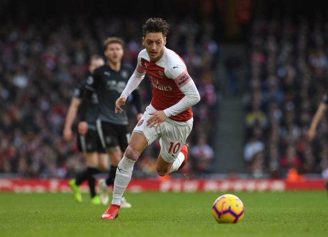 Arsenal are desperate to get Mesut Ozil off the wage bill to free up funds for manager Unai Emery. The Gunners have offered the player to Italian giants Inter and Juventus according to reports in Italy.