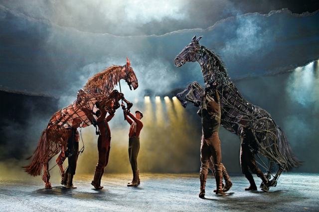 War Horse is the 'mane' attraction at Sunderland Empire after galloping back to the venue this week.Following its visit in 2014, it's returned for a three-week run until February 23.The stunning drama is based on the beloved novel by Michael Morpurgo.Read our review  here .