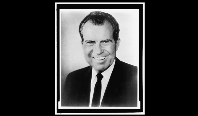 President Nixon's paranoia at the height of the Watergate Scandal is very well documented. It is lesser known, however, that he  developed a plan  to kill reporter Jack Anderson. One idea included poisoning his food.