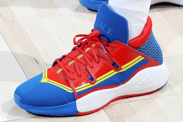 """new style 0f04b 613a4 Adidas x Marvel Pro Vision """"Ace"""""""