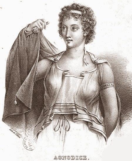 Agnodice, la primera ginecóloga de la historia