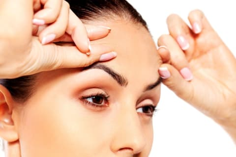 Banish Under Eye Hollows Forever: Facial Exercise Toning And Firming