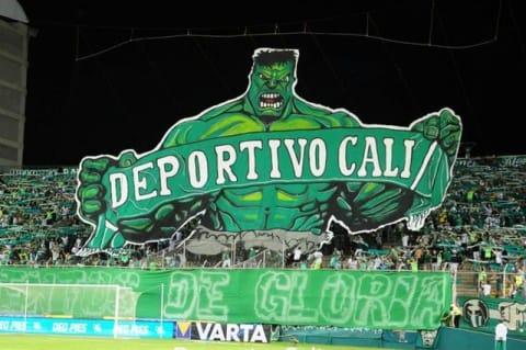 El Hulk Del Deportivo Cali