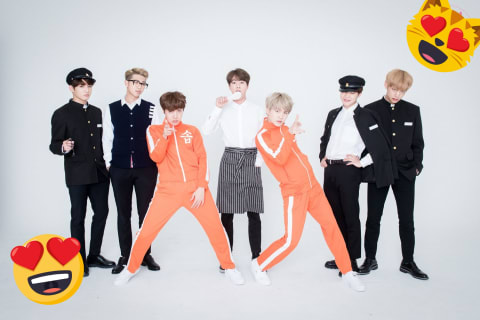 Who is your BTS bias?