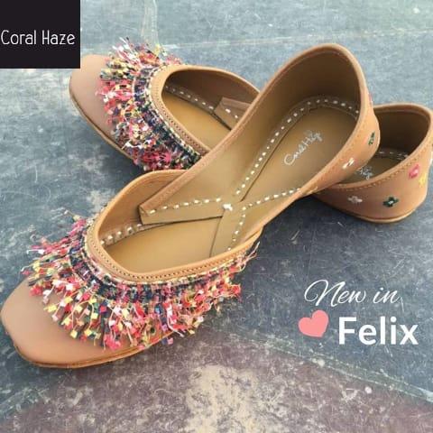 Buy Womens Shoes Online | Punjabi Jutti For Ladies