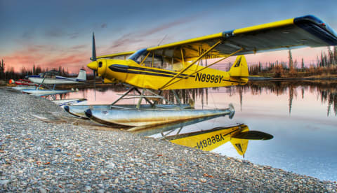 Requirements for best aircraft photography