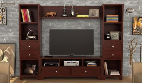 New Tv Stand Designs : Tv unit design guide to the one for your home