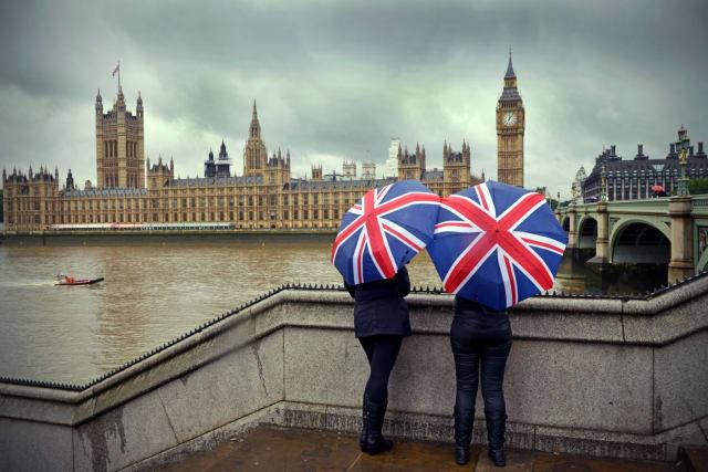 ¿Conoces el origen de la famosa bandera de Reino Unido?
