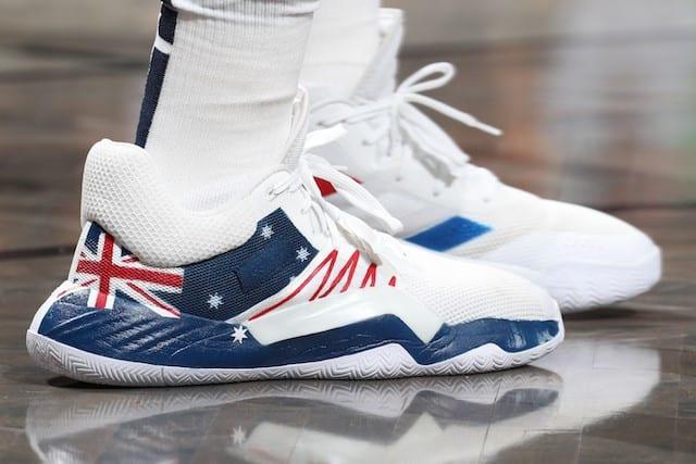 best sneakers in the NBA during Week 13