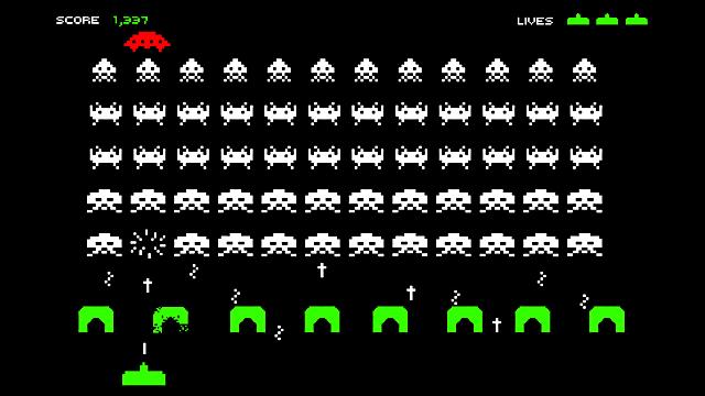 Japón sufrió una gran escasez de monedas debido a las máquinas recreativas de Space Invaders. En un primer momento se intentó abaratar el precio de las partidas, pero no fue suficiente, por lo que el gobierno tuvo que intervenir poniendo más monedas en circulación.