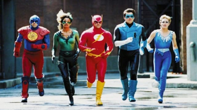 Justice League of Meh.