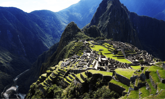 Set high into the Andes Mountains in Peru, above the Urubamba River valley lays the iconic ruins, Machu Picchu. Renowned for its panoramic views and dry-stone walls, Machu Picchu is a must see for all budding photographers.