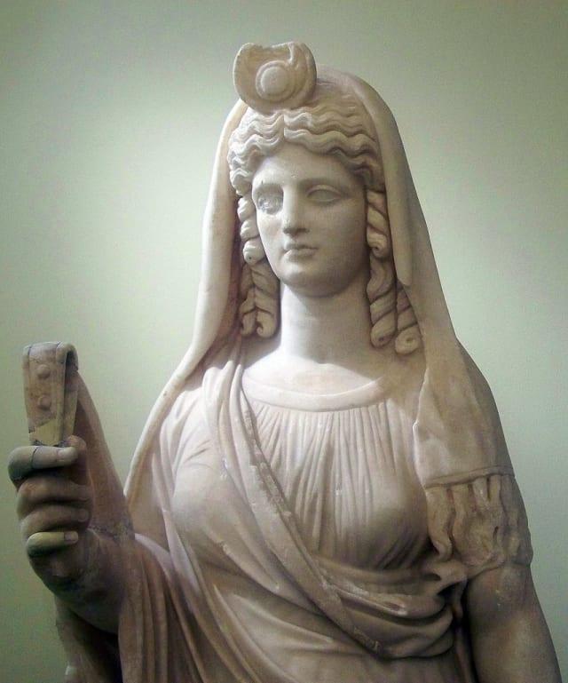 Escultura de Perséfone