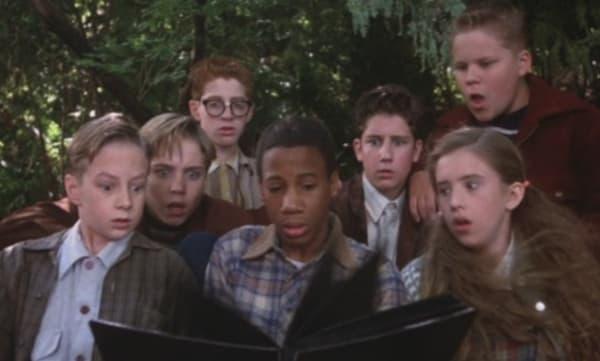 """Marlon Taylor, Jarrod Blanchard e Brandon Crane, che hanno interpretato i rispettivi ruoli di Mike, Henry e Ben in """"It"""" (1990), si sono rivolti agli attori che hanno replicato i loro personaggi nella nuova versione per dire loro che sono contenti che loro prendono il sopravvento."""