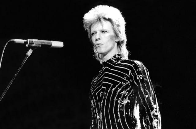 David Bowie - Ziggy Stardust (1973).-