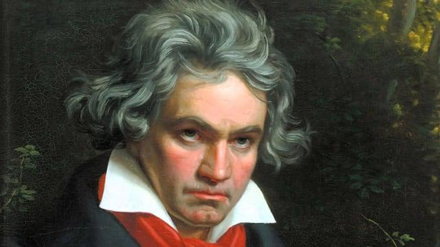 Ludwig van Beethoven.-