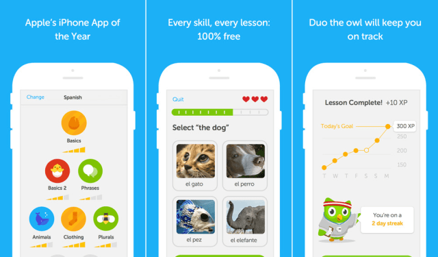 (Free w/Paid Extras)Learning a new language is not somthing that is ever much fun, but Duolingo does just that. Many of us here have been using the app to learn a new language (I'm learning German -Ed) for fun, or in preparation for a big trip. The app is free and yet manages to offer a number of languages and lessons that make the learning experience incredibly enjoyable. It works so well that you'll probably be using it more than some of the games you have on your device. And with a recent update that lets you access lessons offline means you can learn whenever you want.