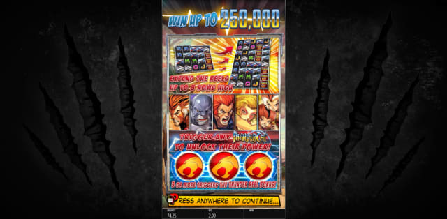 (Paid)Thundercats are once again on the loose thanks to the folks over at William Hill. Slot games have become really big over the past few years, especially with the huge amount of licenses that studios are using. The Thundercats game is a 50-payline slot designed specifically for mobile devices filled with lots of bonus features and touches from the original show. Each Thundercat is here and will pop in to reveal and improve your wins. It's like a cooler and nerdier version of Vegas in your pocket! Thunder… Thunder…Thunder… Thundercats, Hooooo!