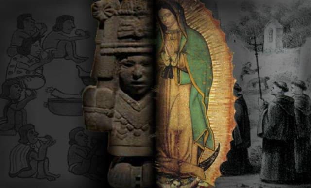 Tonantzin y Guadalupe