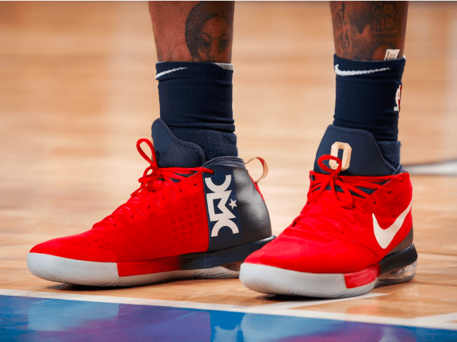 8f66c8c857e1 NBA -- Which player had the best sneakers in Week 3