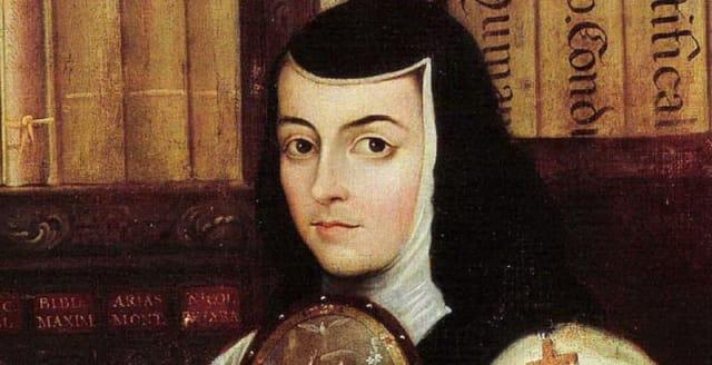 Juana Inés de la Cruz (1648-1695) fue una religiosa mexicana que destaca en la historia como una de las escritoras más resaltantes de Hispanoamérica. Su búsqueda constante por la sabiduría la hacían una fanática empedernida de los libros y la lectura, esto la impulsó a escribir sus propios textos que hoy se consideran como clásicos de la literatura.
