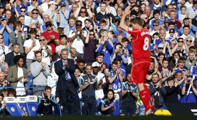 23 Of The Best Quotes On Steven Gerrard One Of Those Fairytales