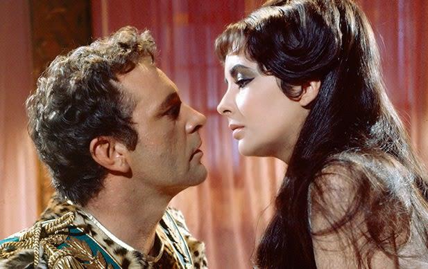 La historia de amor entre ambos fue tan apasionada, que inspiró al mismísimo Shakespeare.