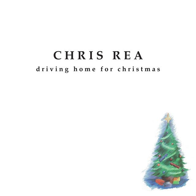 A Home For Christmas.The Story Of Driving Home For Christmas By Chris Rea