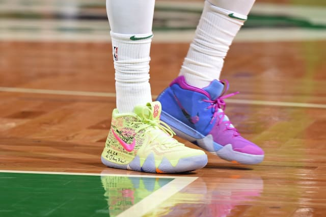 more photos 3ac3c e44ac NBA -- Which player had the best sneakers in Week 9?