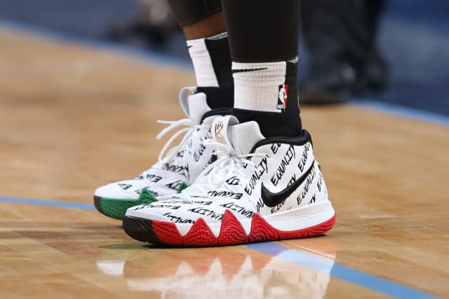 pretty nice 6d5b4 4eb74 NBA -- Which player had the best sneakers in Week 14?