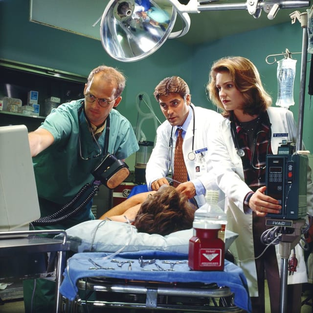 Outlasting Chicago Hope Which Premiered The Same Year And Most Other Series Of Its Kind About A Busy Emergency Room Starred Anthony