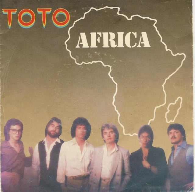 The Story of    'Africa' by Toto - Smooth