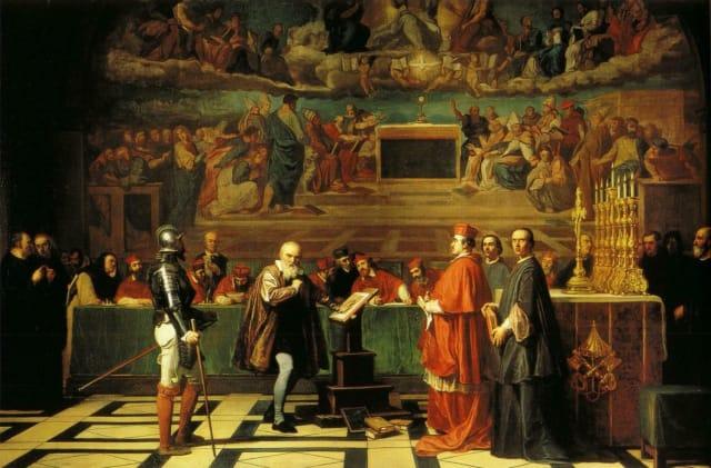 Perante a Inquisição