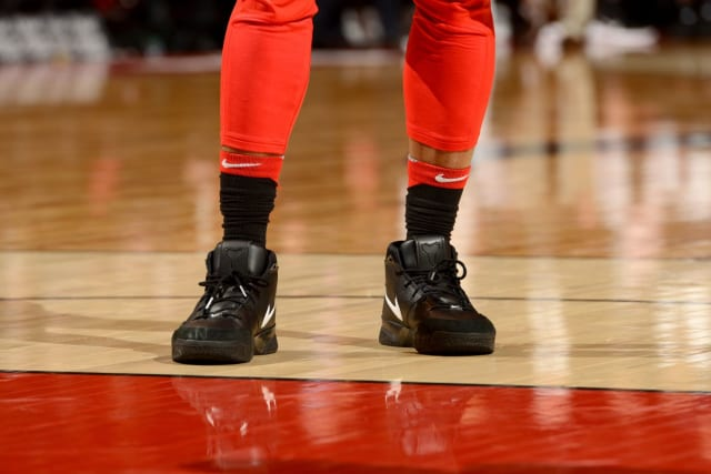 Which NBA player had the best sneakers in Week 17?