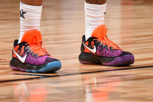 f527da982e8 Which NBA player had the best sneakers in the 2018 NBA All-Star Game