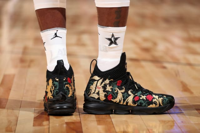 b667f9eecdd Which NBA player had the best sneakers in the 2018 NBA All-Star Game