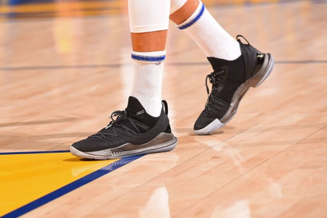 858ff862f4ca5 Which NBA player had the best sneakers in Week 22
