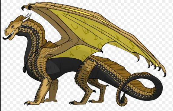 Description: Yellow, black and blue scales. Orange eyes. Green claws. Abilities: Their tough scales, and brave mind, keep them not caring about the BugClaw's dead fly breath. If you touch their teeth you'll be electrocuted. They breath lighting bolts. Queen: Queen Jolt Alliances: They are currently allied with Change